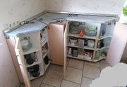 Hänge Küchenschrank mit Drehkarussel