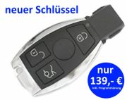 1x Mercedes Benz Funkfernbedienung Funkschlüssel