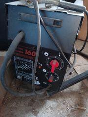 Schutzgas Schweissgerät