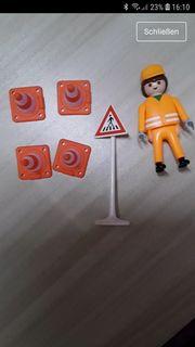 Playmobil Bauarbeiter