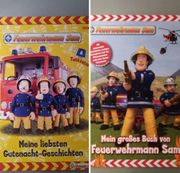 Feuerwehrmann Sam Gute Nacht großes