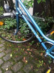 schönes Bavaria Damen Fahrrad