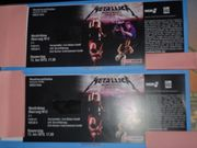 2 Metallica Tickets Köln am