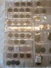 jugosl DINAR Münzen-Sammlung Lot