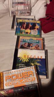 Ich verkaufe günstig gebrauchte CDs