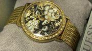GUESS W0822L2 Armbanduhr Damenuhr Gold
