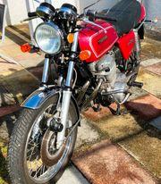 Gepflegte Honda CB 750 Four-Super