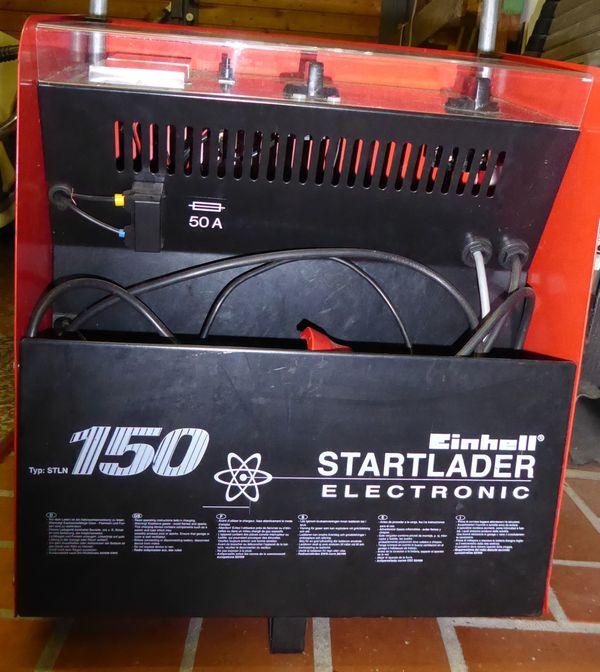 Einhell Startlader 150 mit Booster