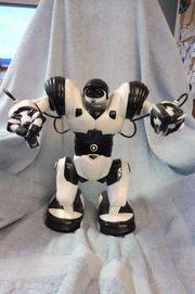 Beweglicher Roboter Robosapien