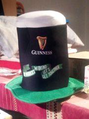 Guinness Werbehut