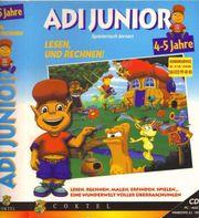 PC-Lernprogramm ADI Junior für 4-5