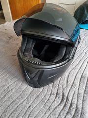 Motorradhelm Größe M