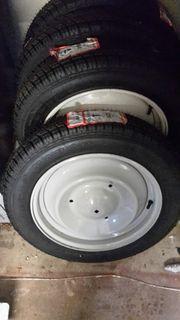 Neu Felgen mit Reifen