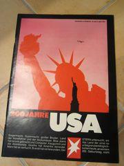 USA 200 Jahre USA Sonderteil
