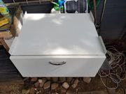2 Waschmaschinen unterschränke je 30