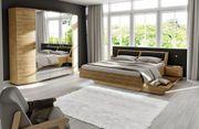 Schlafzimmer-Set 5-teilig Atena VB-01 - Kostenloser