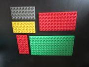 LEGO duplo Platten und Steine