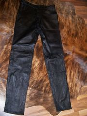 Traumhafte Echt Leder Hose