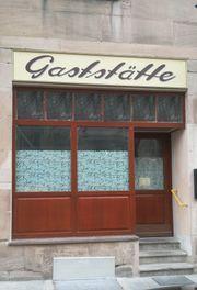 Kleinen Laden oder kleines Café