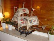 Schiffsmodell Bunte Kuh