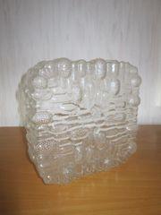 Decken-Lampe Leuchte Glas 1970er-Jahre Effetre