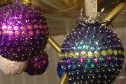 weihnachtliche Dekoteile