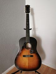 Westerngitarre Sigma JM-SG45 plus passende