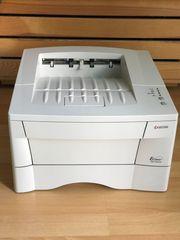 Windows-Laserdrucker sw