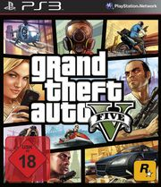 PlayStation 3 Grand Theft Auto