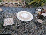 --reserv für Fam Friese--Mediterraner Gartentisch