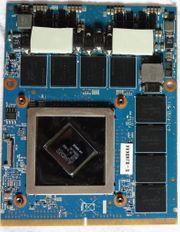 Notebook Grafikkarte AMD Radeon HD