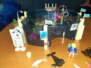 Playmobil Meeresaquarium