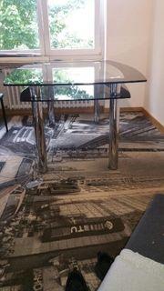Esstisch aus Glas guter Zustand