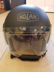 Motorradhelm Jethelm Chopperhelm Nolan N20