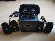 Logitech Z506 5 1 Lautsprechersystem