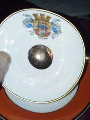 25813 Wappen Heraldik Husum Sammeltasse