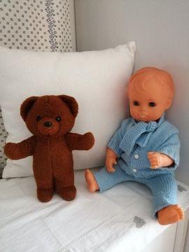 Puppen - Püppchen und Teddy Bärenmarke