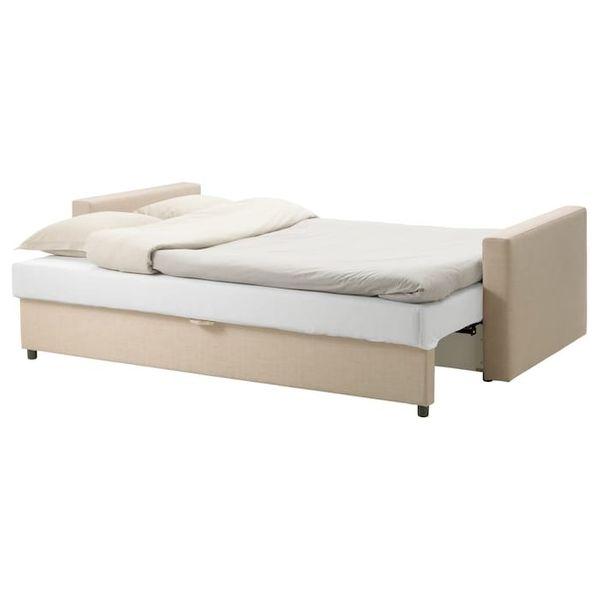 Sofa von Ikea mit Schlaffunktion