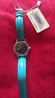 NEUE Automatik Mädchen Armbanduhr
