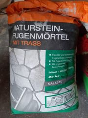 Naturstein Fugen Mörtel