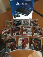 PS 3 original verpackt mit