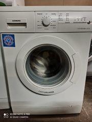 Waschmaschine Siemens 6kg kostenlos liefernung