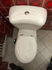 Einrichtung für Gäste WC
