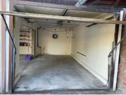 Garagen-Stellplätze zu vermieten
