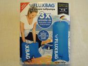 Fluxbag - vielseitige Luftpumpe UVP 19