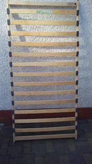 Federholzlattenrost 90 x 195