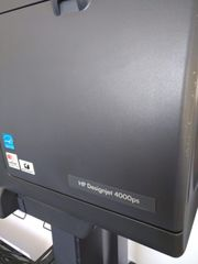 HP Designjet 4000PS Plotter A0