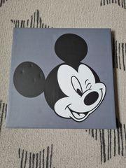 Mickey Maus Wandbild