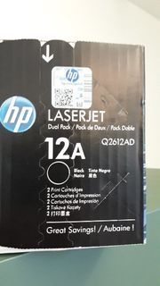 Toner HP Nr 12A black