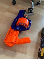N-Strike Elite Surgefire Spielzeugblaster mit
